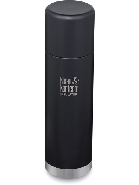 Klean Kanteen TKPro Thermo Bottle 1000ml Shale Black Matt